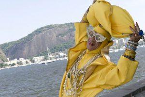 Foto Rio de janeiro-brasilien aus dem buchtitel der klub der koeniginnen